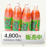 1000ml×6本入